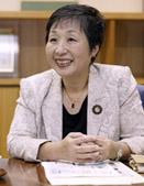 日本サーナ株式会社 社長 立�貴子